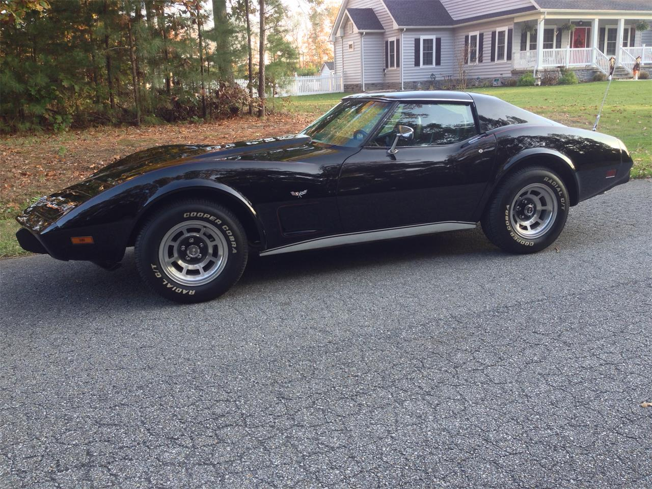 Large Picture of 1977 Corvette - $11,000.00 - BRRC