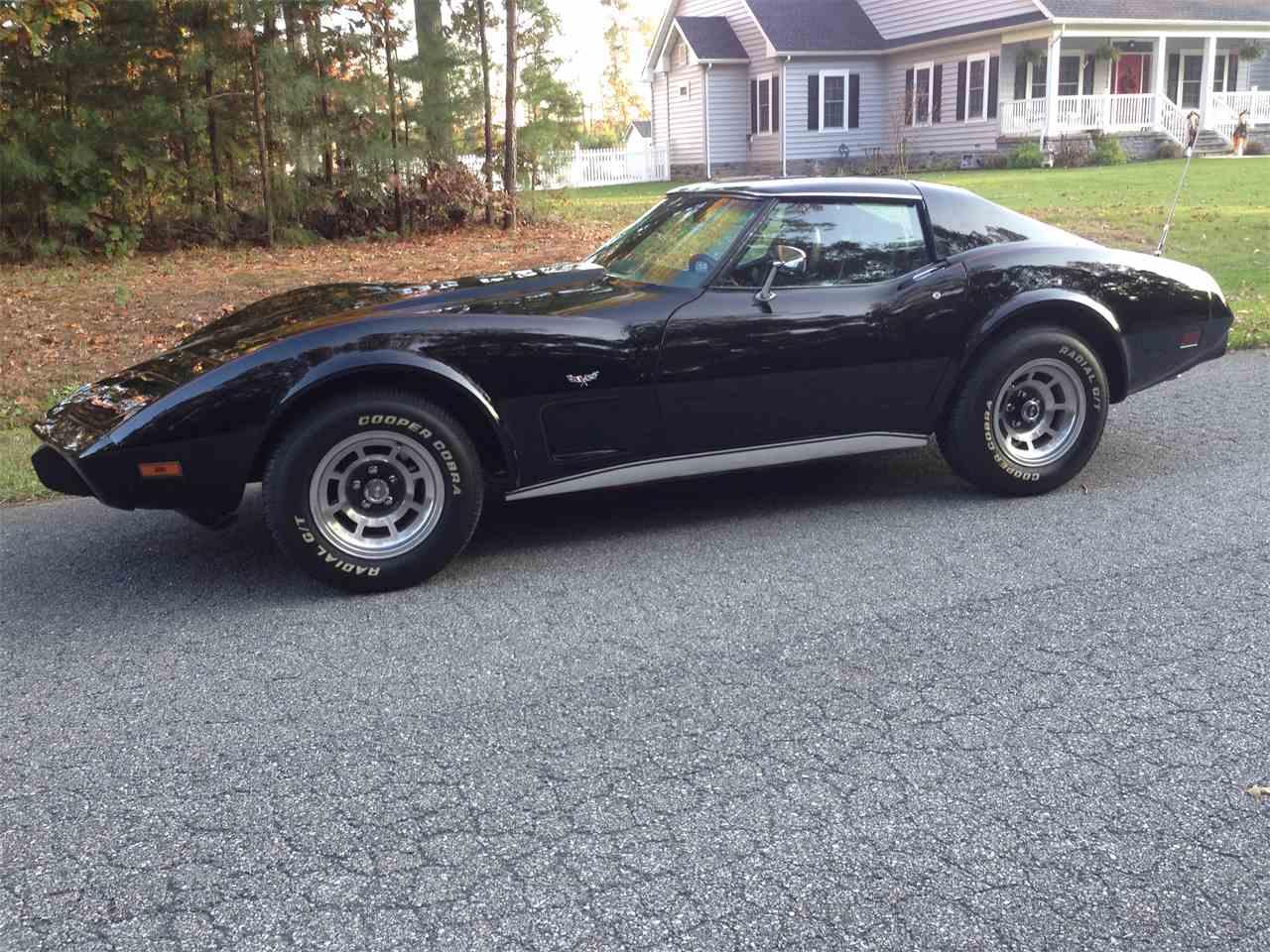 Large Picture of '77 Corvette - BRRC