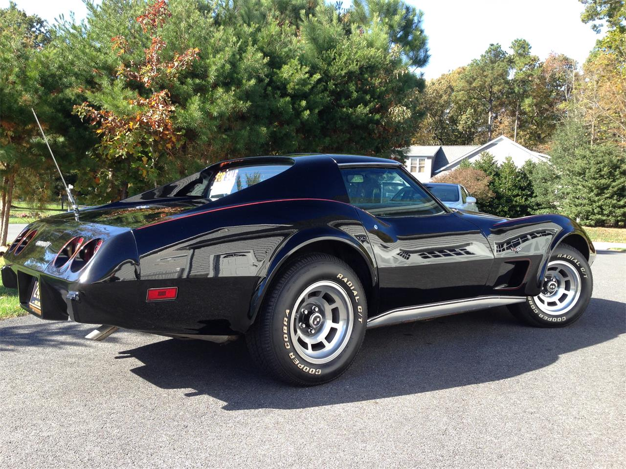 Large Picture of '77 Corvette - $11,000.00 Offered by a Private Seller - BRRC