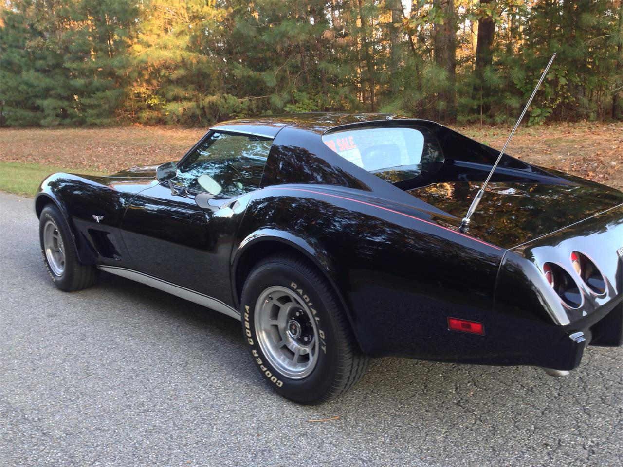 Large Picture of '77 Corvette located in Milton Delaware - BRRC
