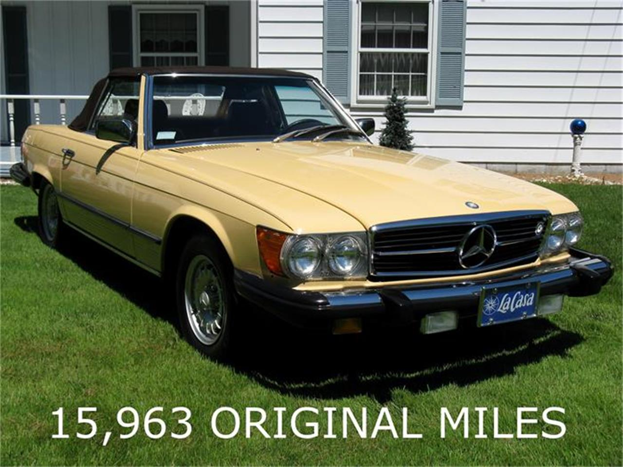 Large Picture of '82 Mercedes-Benz 380SL - $29,900.00 - BS6W