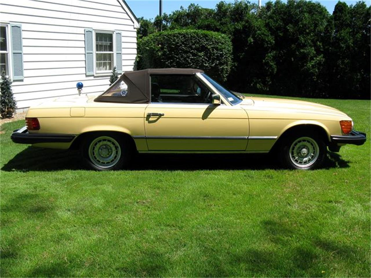Large Picture of 1982 380SL - $29,900.00 - BS6W