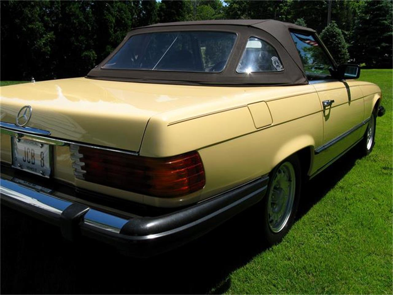 Large Picture of '82 Mercedes-Benz 380SL - $29,900.00 Offered by Affordable Classic Motorcars - BS6W