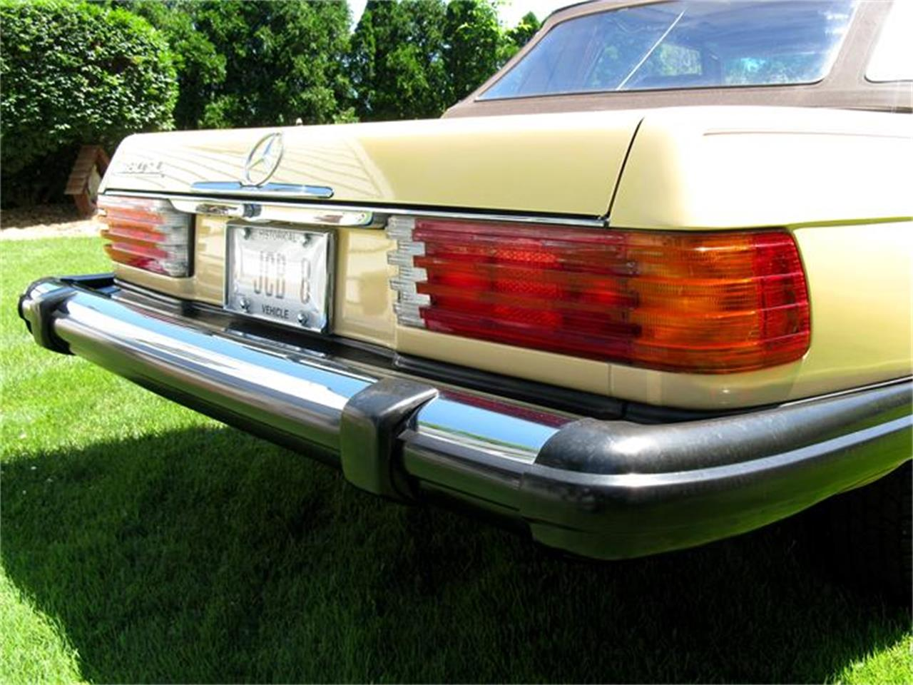 Large Picture of '82 Mercedes-Benz 380SL - BS6W