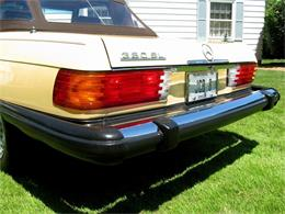 Picture of 1982 Mercedes-Benz 380SL - BS6W
