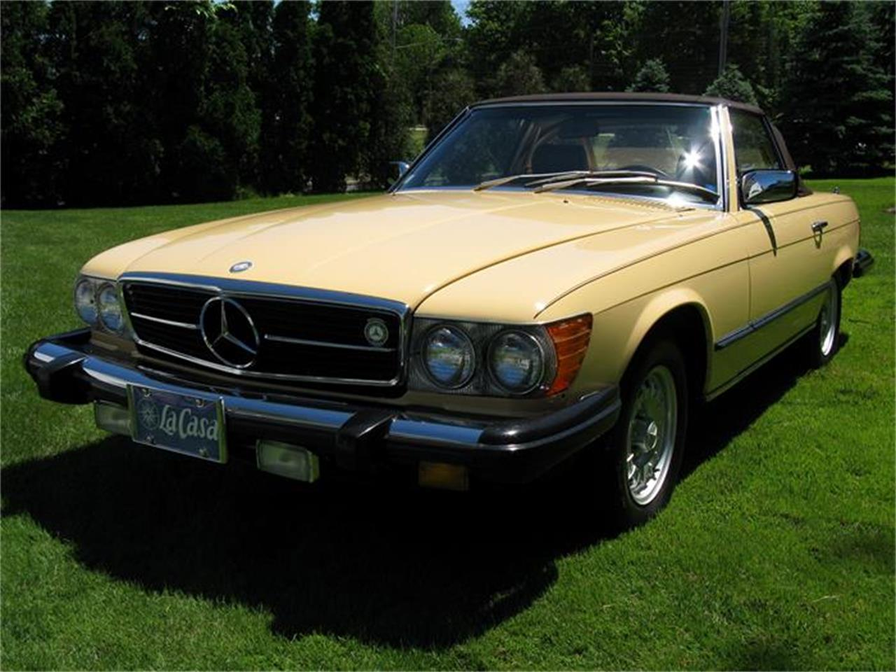 Large Picture of '82 Mercedes-Benz 380SL located in Ohio - $29,900.00 - BS6W