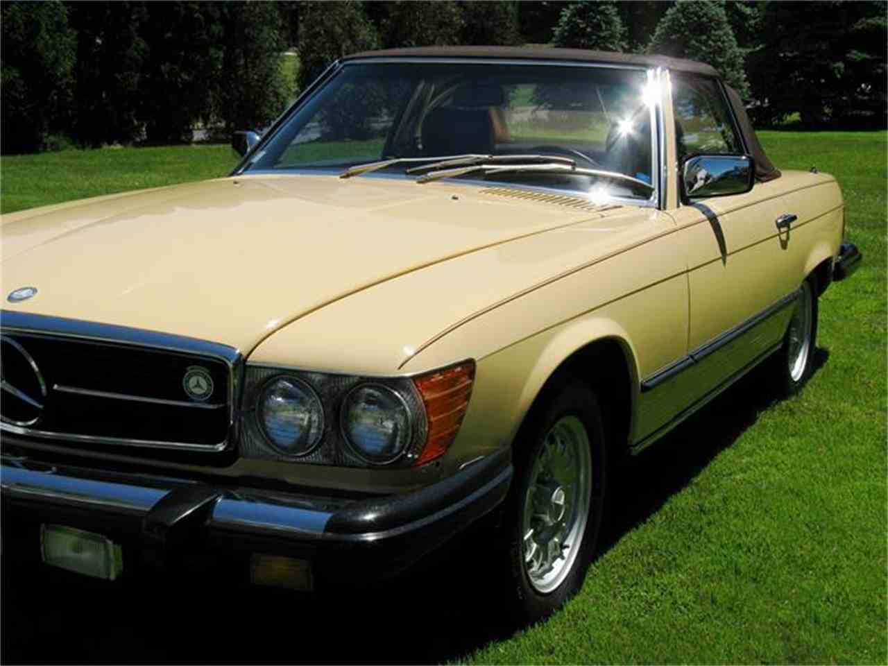 Large Picture of '82 380SL - BS6W