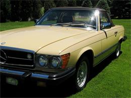Picture of '82 Mercedes-Benz 380SL located in Shaker Heights Ohio Offered by Affordable Classic Motorcars - BS6W
