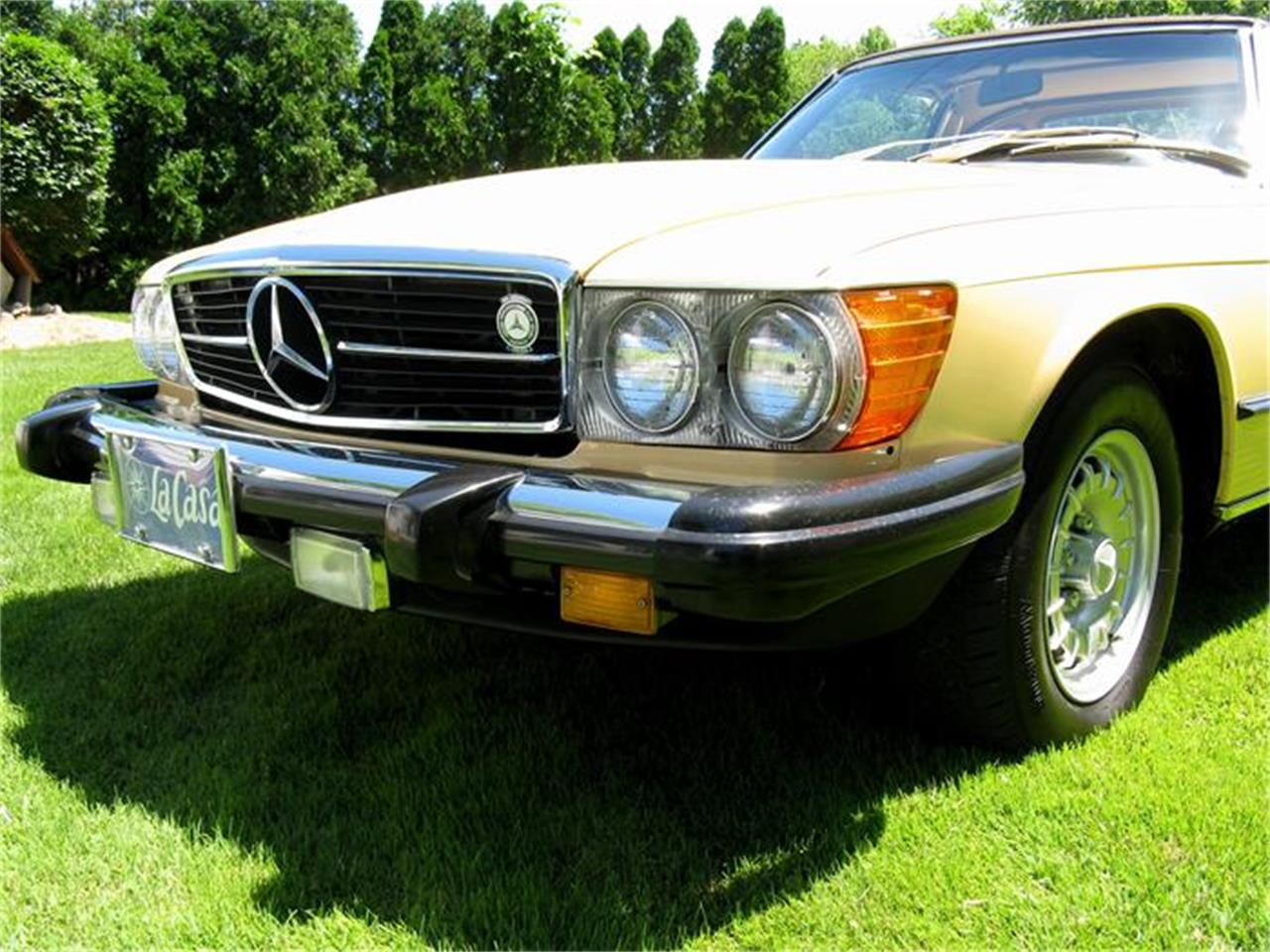 Large Picture of '82 Mercedes-Benz 380SL located in Ohio - $29,900.00 Offered by Affordable Classic Motorcars - BS6W