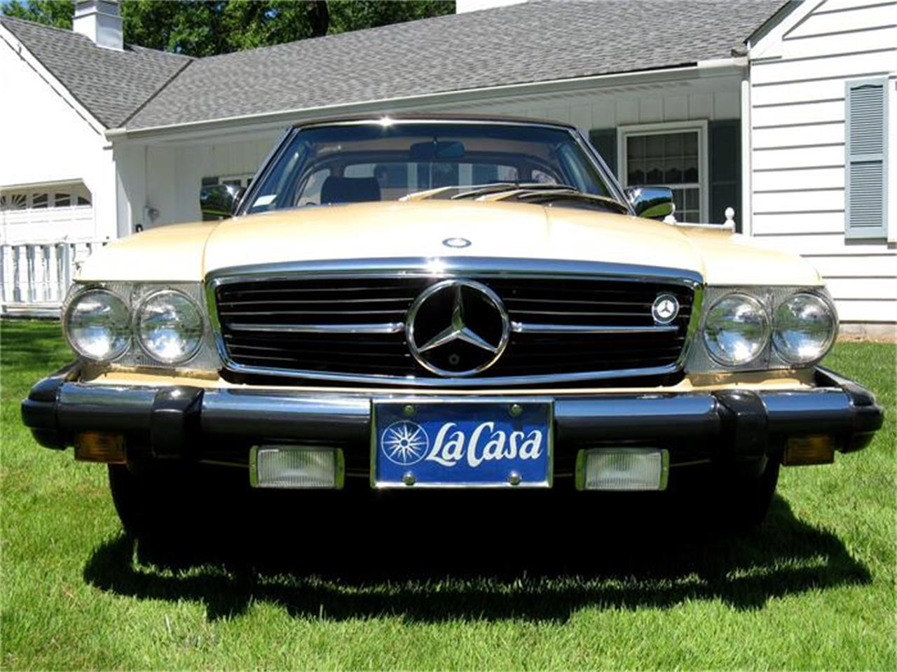 Large Picture of 1982 Mercedes-Benz 380SL - $29,900.00 Offered by Affordable Classic Motorcars - BS6W