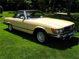 Picture of '82 380SL located in Shaker Heights Ohio - BS6W