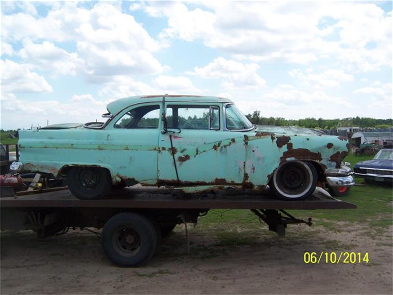 Large Picture of '56 Fairlane - BTEX