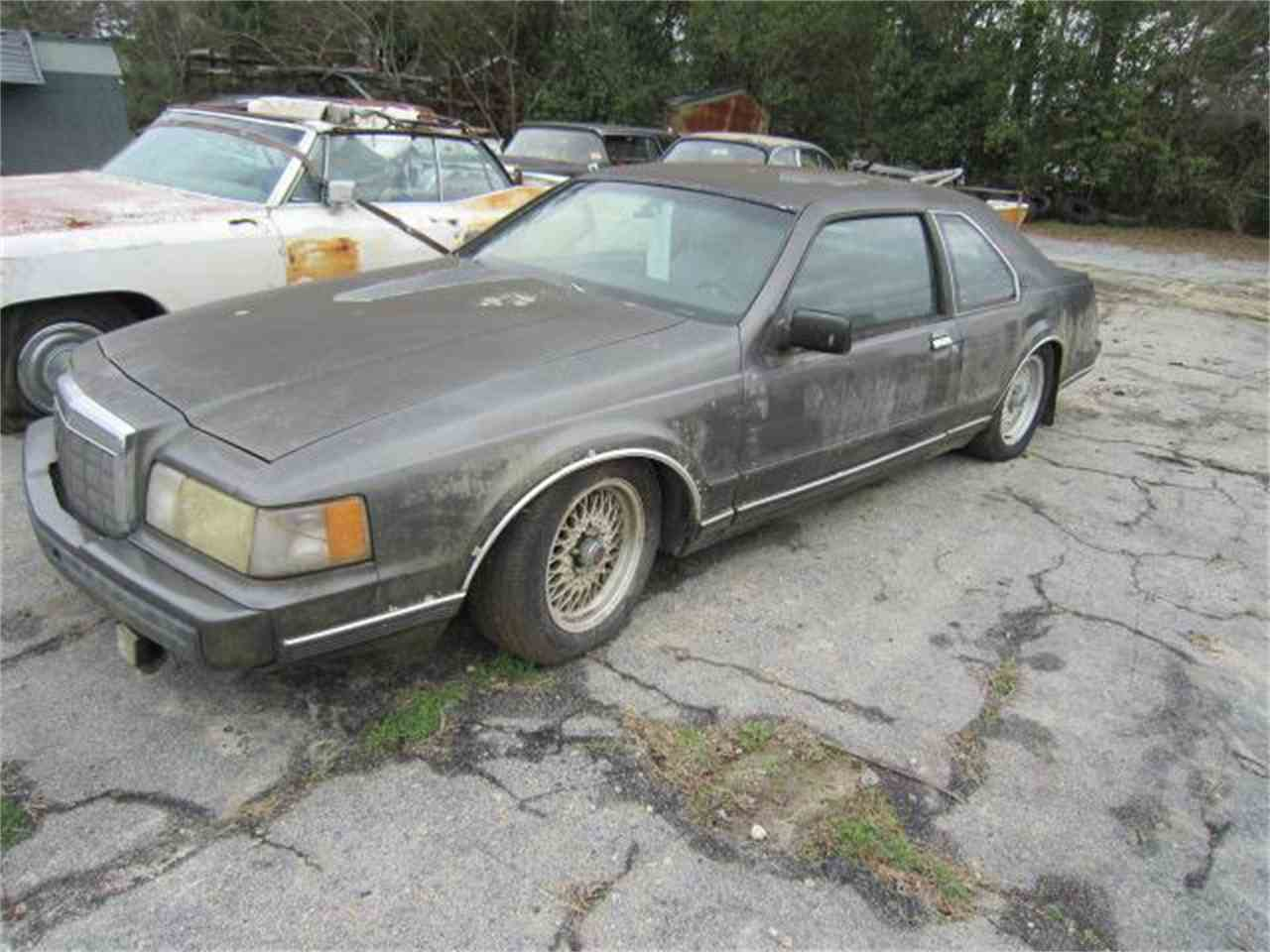 Large Picture of '91 Continental Mark II - BTMG
