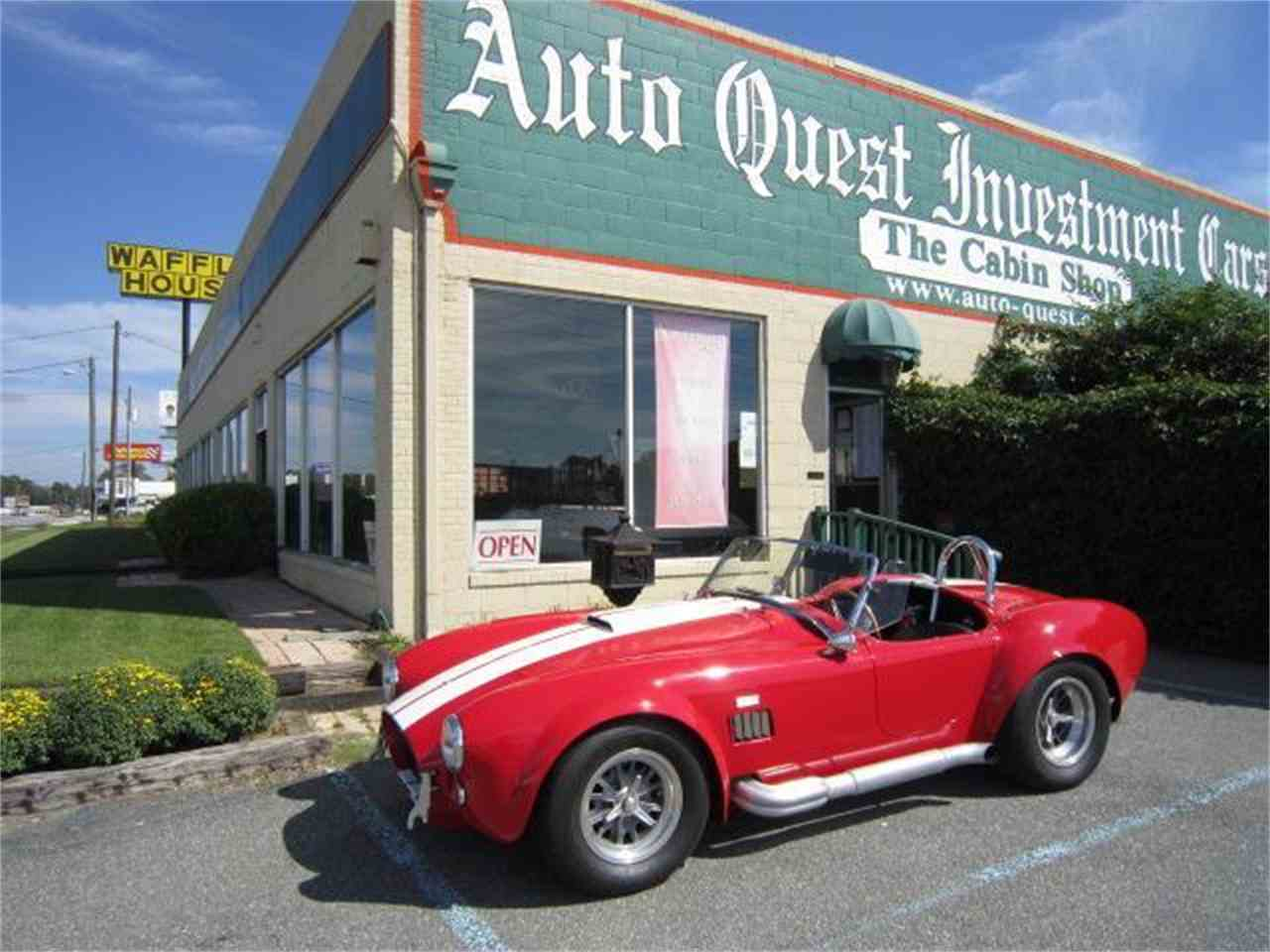 Large Picture of '65 Cobra - BTN1