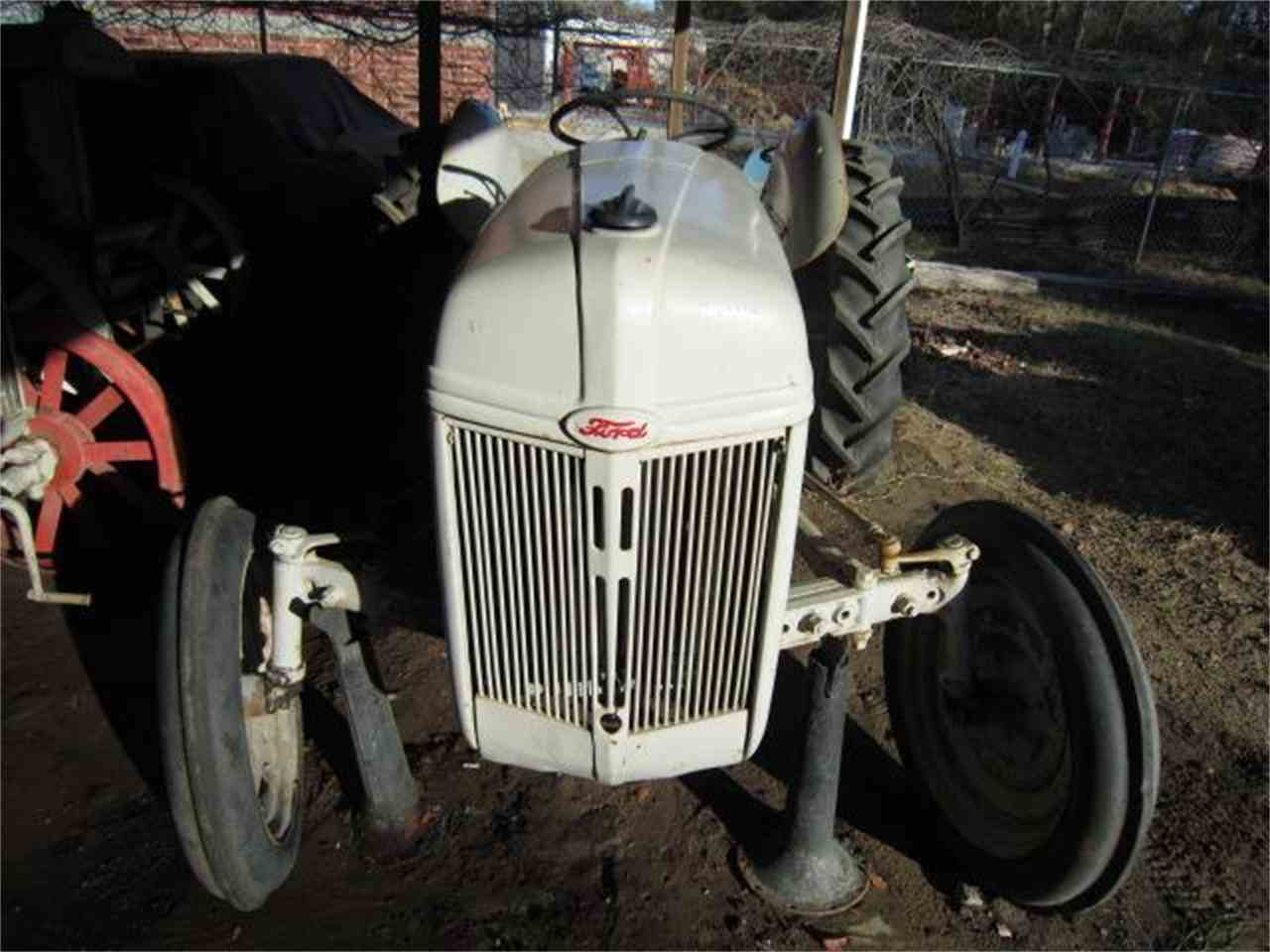 Large Picture of '40 Tractor - BTO2