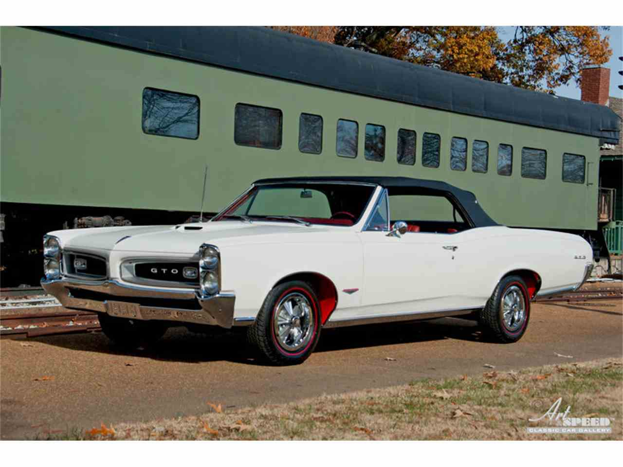 Large Picture of '66 GTO - BSKL