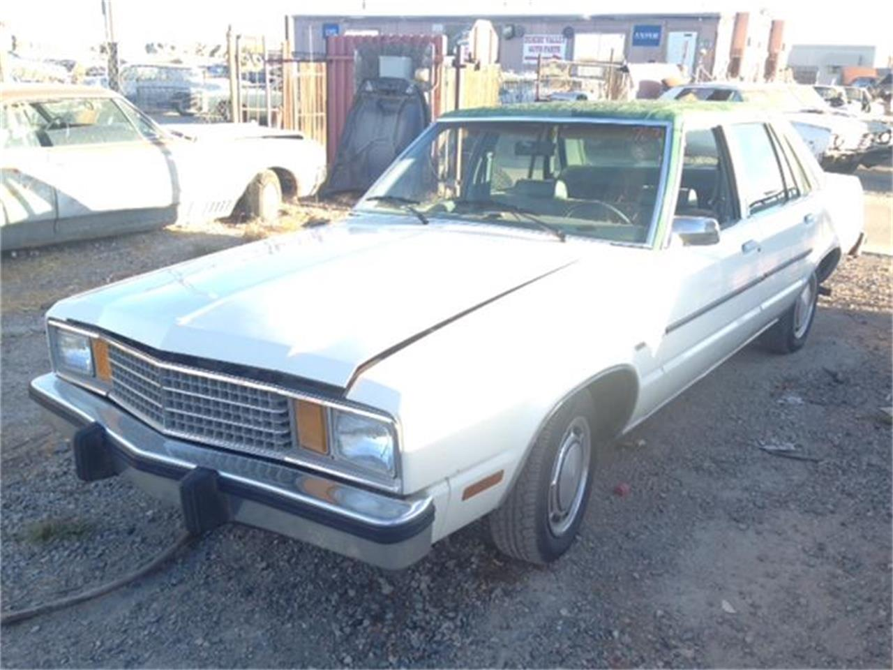 Large Picture of '80 Fairmont Offered by Desert Valley Auto Parts - BVG2