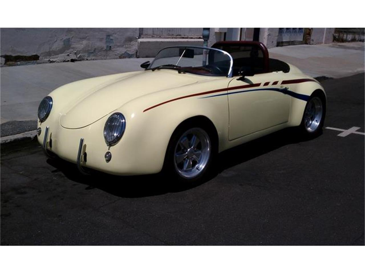 Large Picture of '57 Porsche Speedster located in California - BVG3