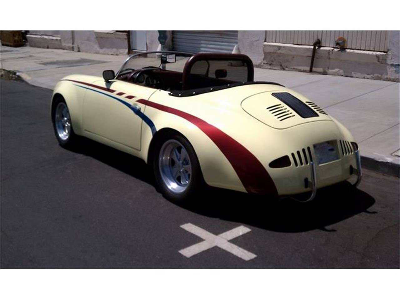 Large Picture of Classic '57 Speedster located in California - $29,950.00 Offered by Beverly Hills Motor Cars - BVG3