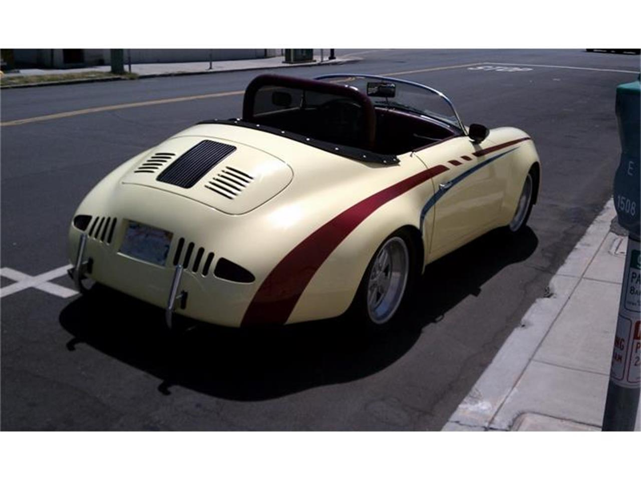 Large Picture of Classic '57 Porsche Speedster Offered by Beverly Hills Motor Cars - BVG3
