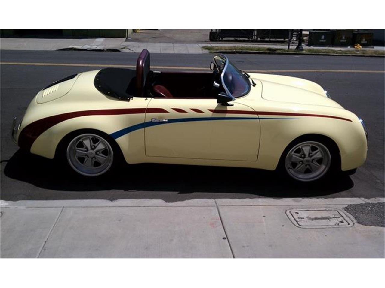 Large Picture of Classic '57 Porsche Speedster located in San Diego California Offered by Beverly Hills Motor Cars - BVG3