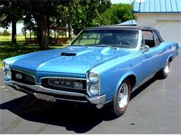 Picture of Classic 1967 Pontiac GTO located in Texas - BVHT