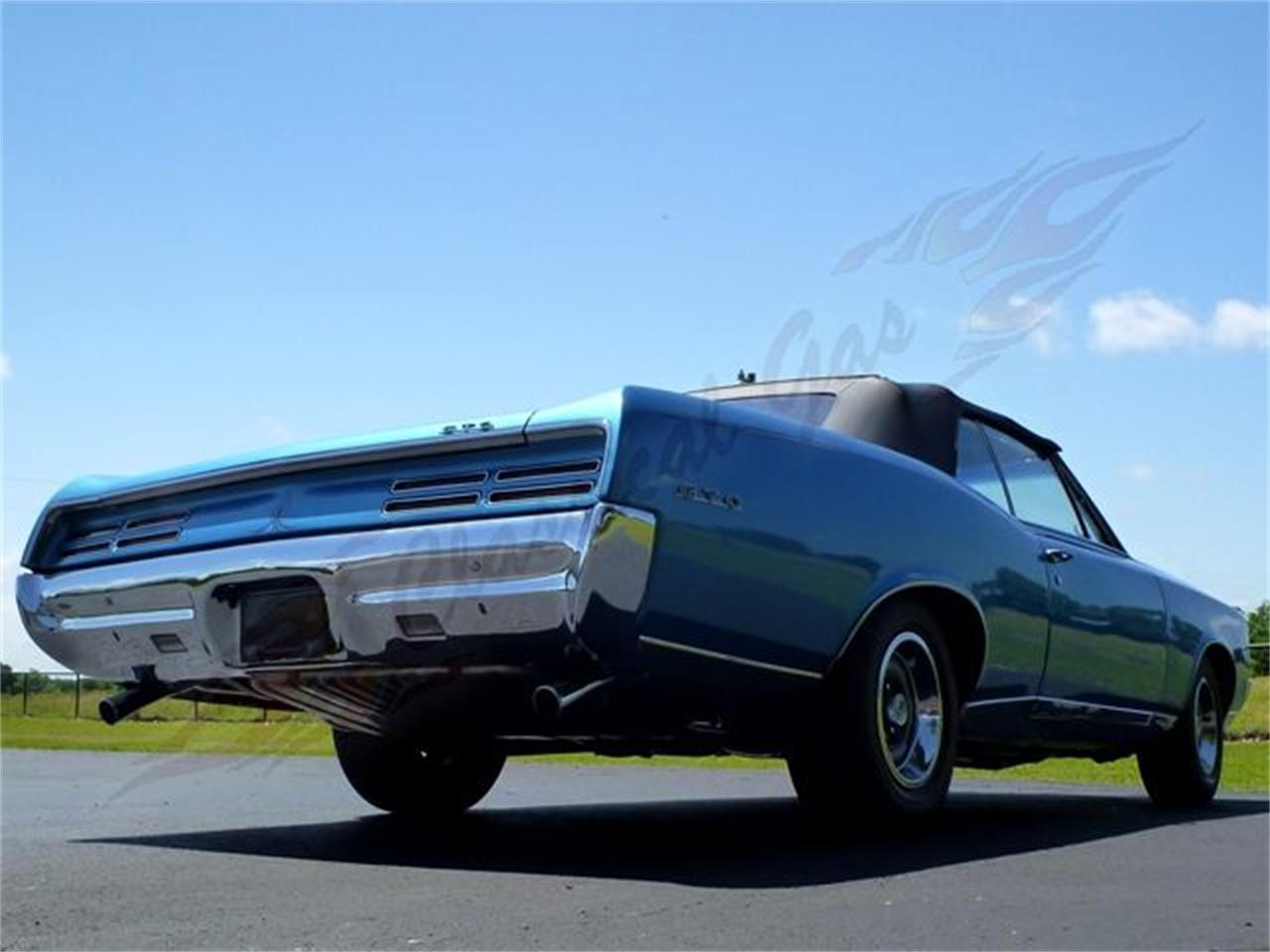 Large Picture of '67 GTO - BVHT