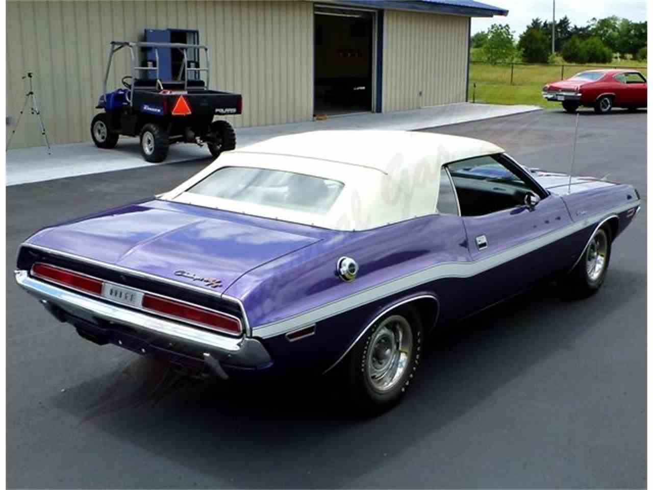 Large Picture of '70 CHALLENGER CONVERTIBLE R/T - $189,500.00 - BVHV
