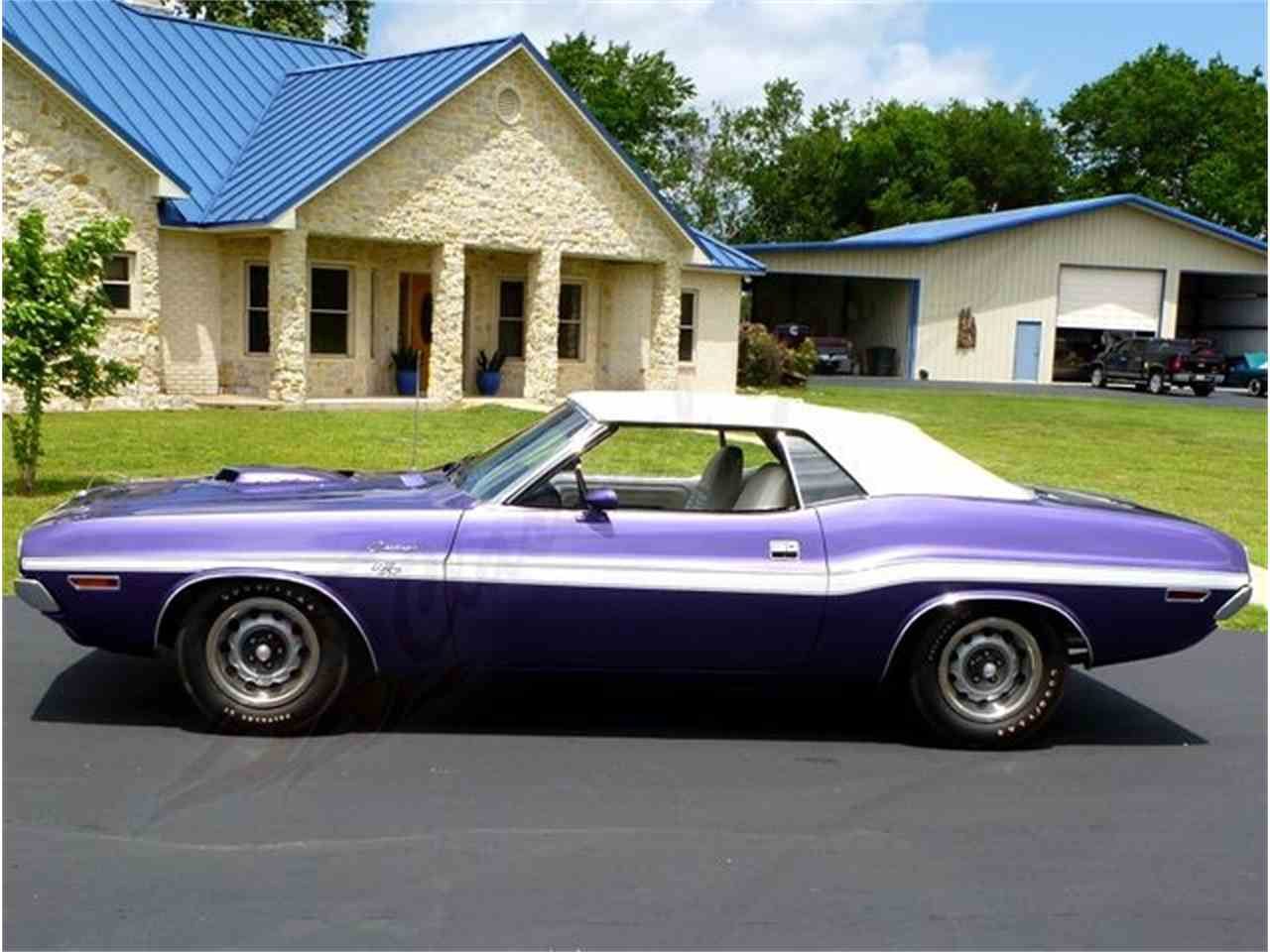 Large Picture of Classic 1970 Dodge CHALLENGER CONVERTIBLE R/T located in Texas - $189,500.00 - BVHV