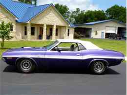 Picture of Classic 1970 Dodge CHALLENGER CONVERTIBLE R/T - $189,500.00 - BVHV