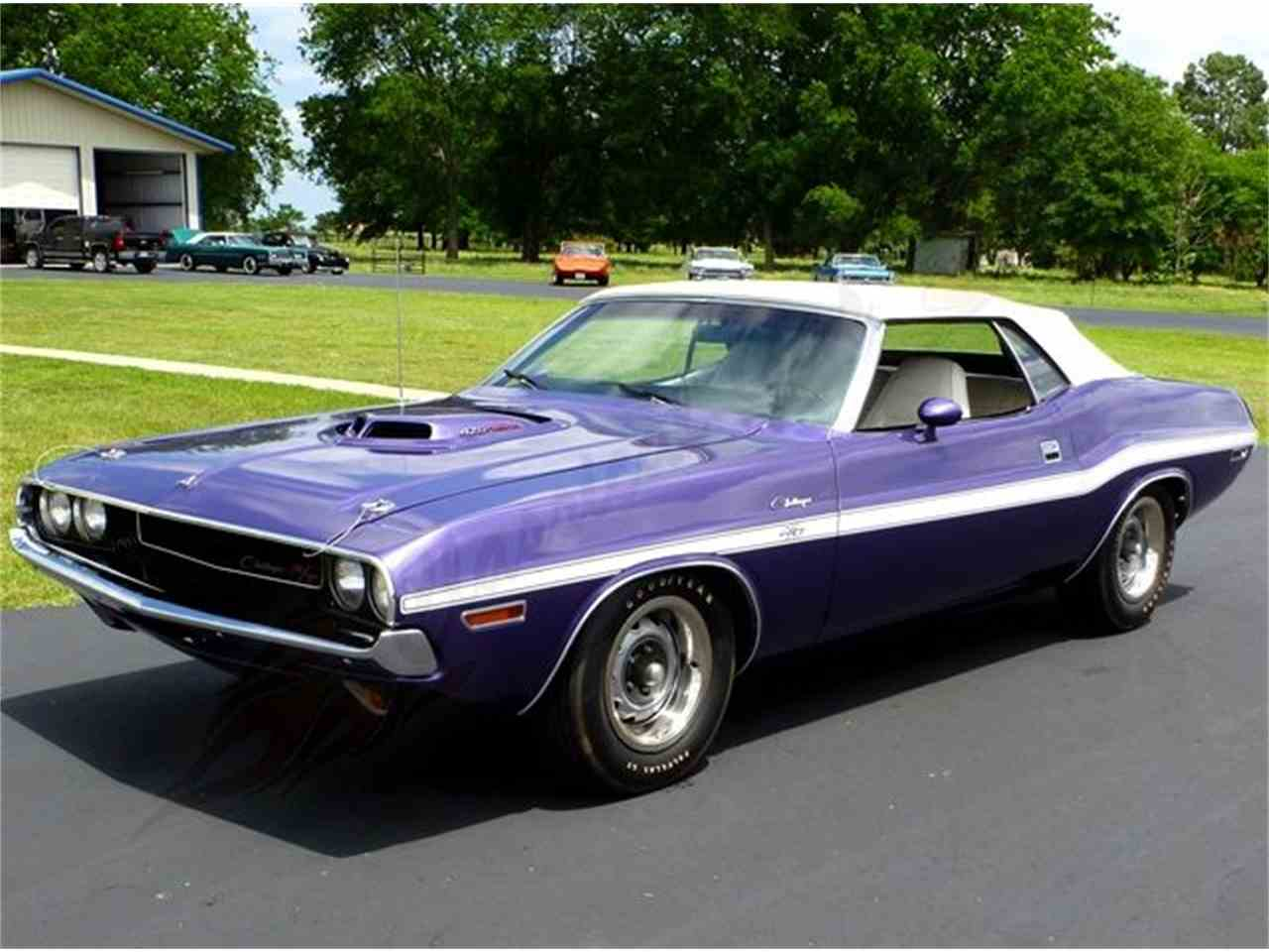 Large Picture of 1970 Dodge CHALLENGER CONVERTIBLE R/T Offered by Classical Gas Enterprises - BVHV