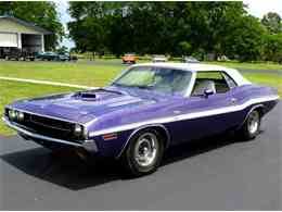 Picture of Classic '70 Dodge CHALLENGER CONVERTIBLE R/T located in Texas Offered by Classical Gas Enterprises - BVHV