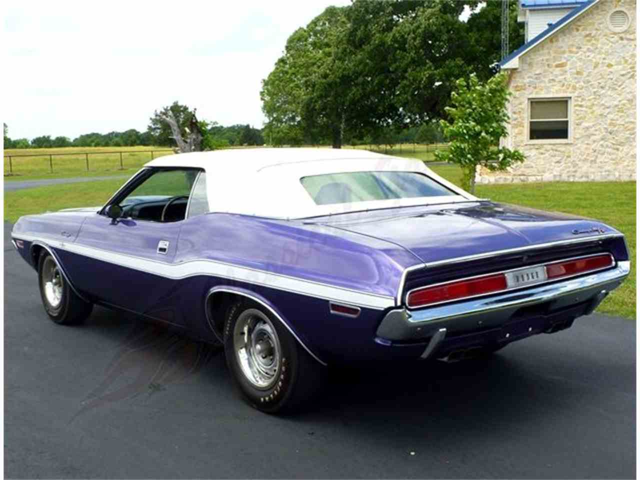 Large Picture of Classic 1970 Dodge CHALLENGER CONVERTIBLE R/T Offered by Classical Gas Enterprises - BVHV