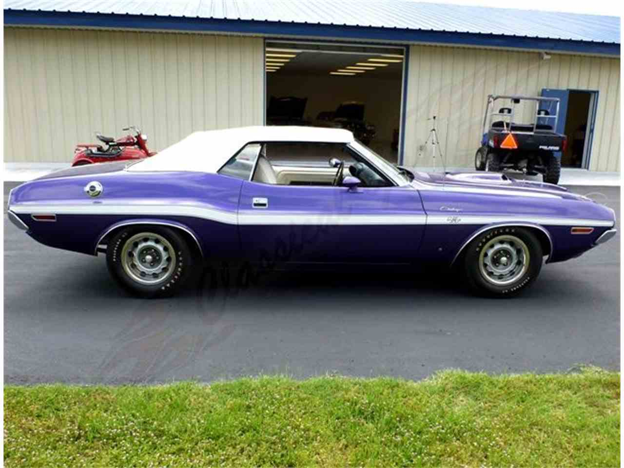 Large Picture of 1970 Dodge CHALLENGER CONVERTIBLE R/T - $189,500.00 - BVHV