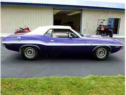 Picture of Classic '70 CHALLENGER CONVERTIBLE R/T - $189,500.00 Offered by Classical Gas Enterprises - BVHV