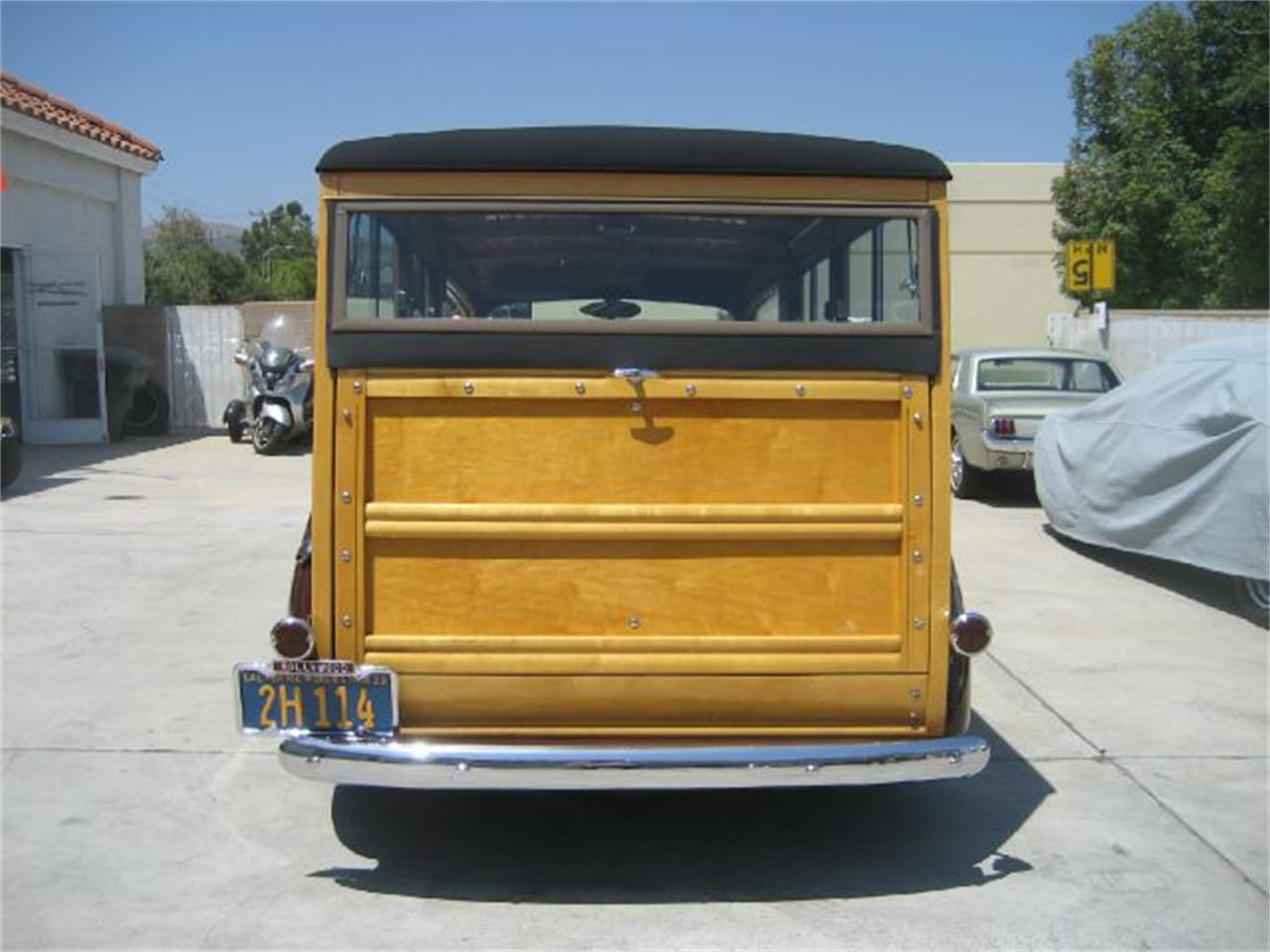 Large Picture of '39 Woody Wagon - BVIT