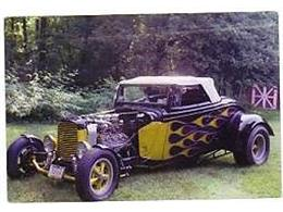 Picture of 1934 Street Rod located in WILBRAHAM Massachusetts Offered by a Private Seller - BSQ6