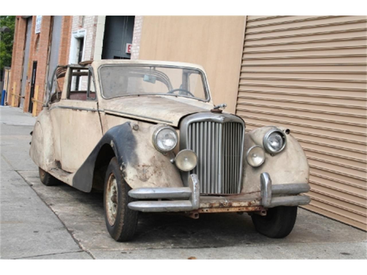 1949 Jaguar Mark V for Sale   ClassicCars.com   CC-554718
