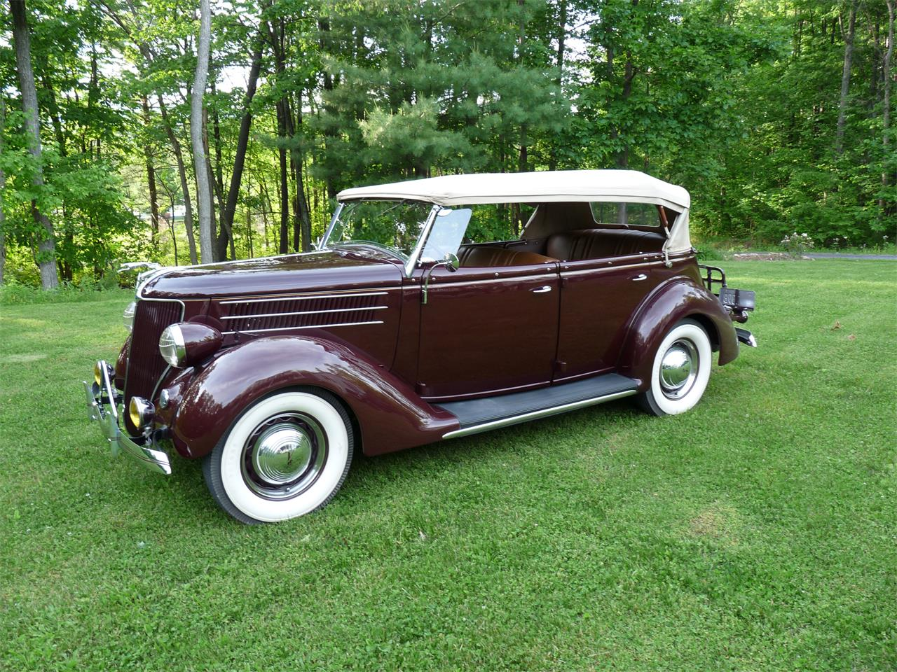 Large Picture of Classic 1936 Phaeton located in Pennsylvania Offered by a Private Seller - BWBS