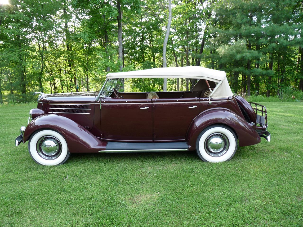 Large Picture of 1936 Ford Phaeton located in Belleville Pennsylvania - BWBS