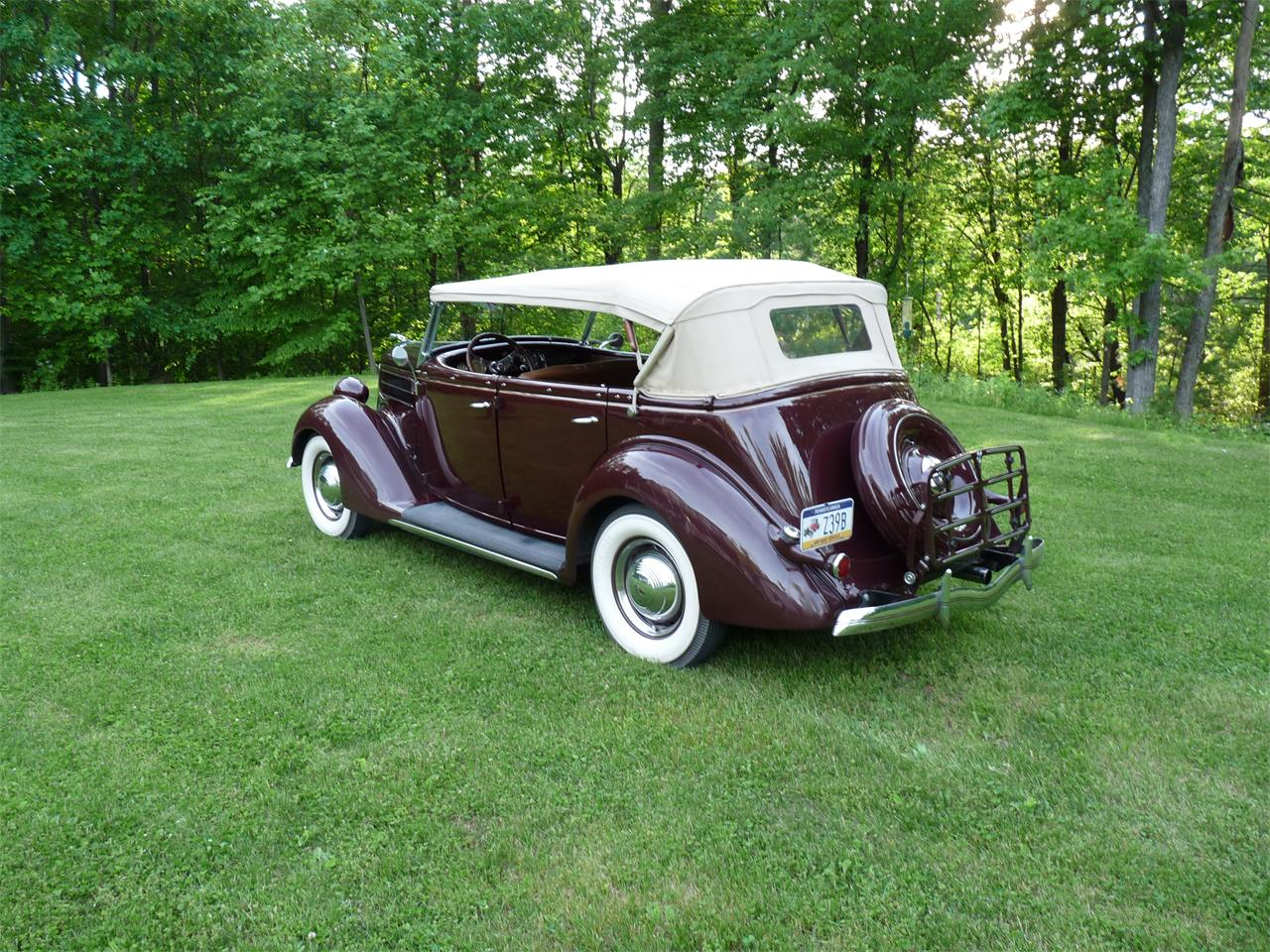 Large Picture of Classic 1936 Ford Phaeton located in Pennsylvania - $40,900.00 - BWBS