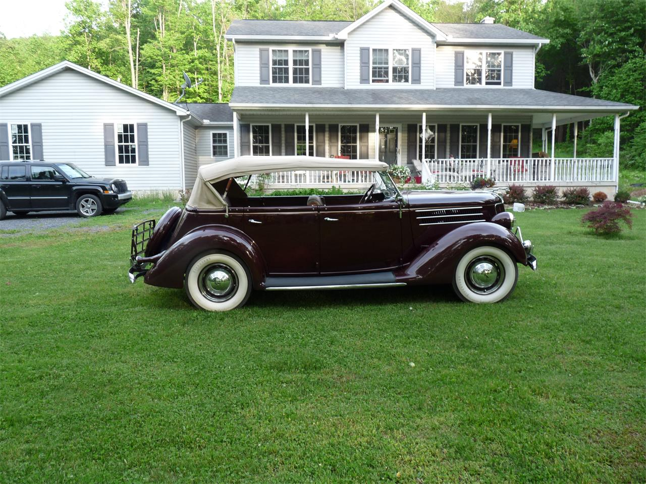 Large Picture of Classic '36 Ford Phaeton - $40,900.00 - BWBS