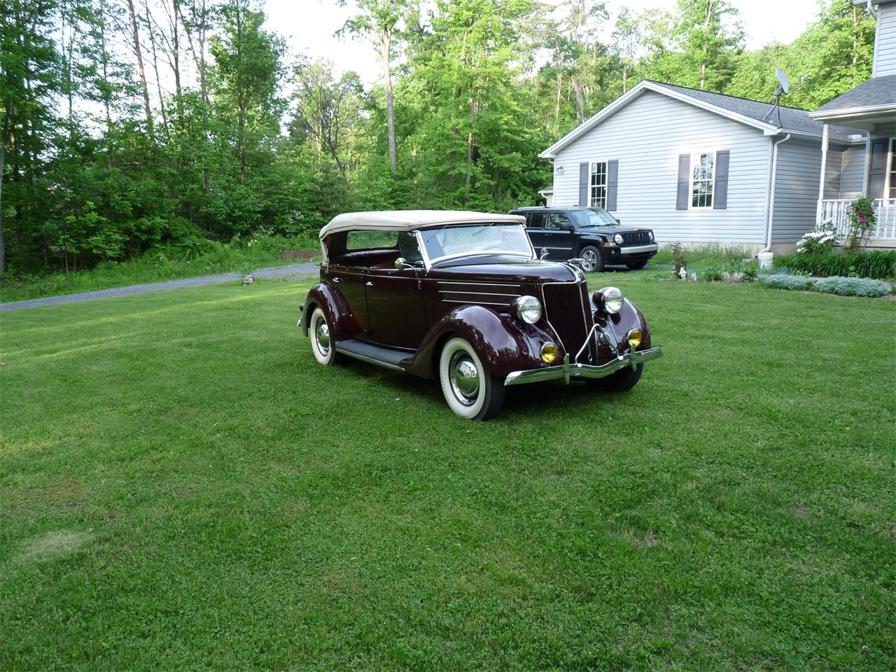 Large Picture of '36 Phaeton located in Belleville Pennsylvania - $40,900.00 Offered by a Private Seller - BWBS
