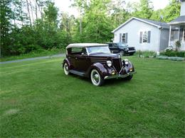 Picture of 1936 Ford Phaeton - BWBS