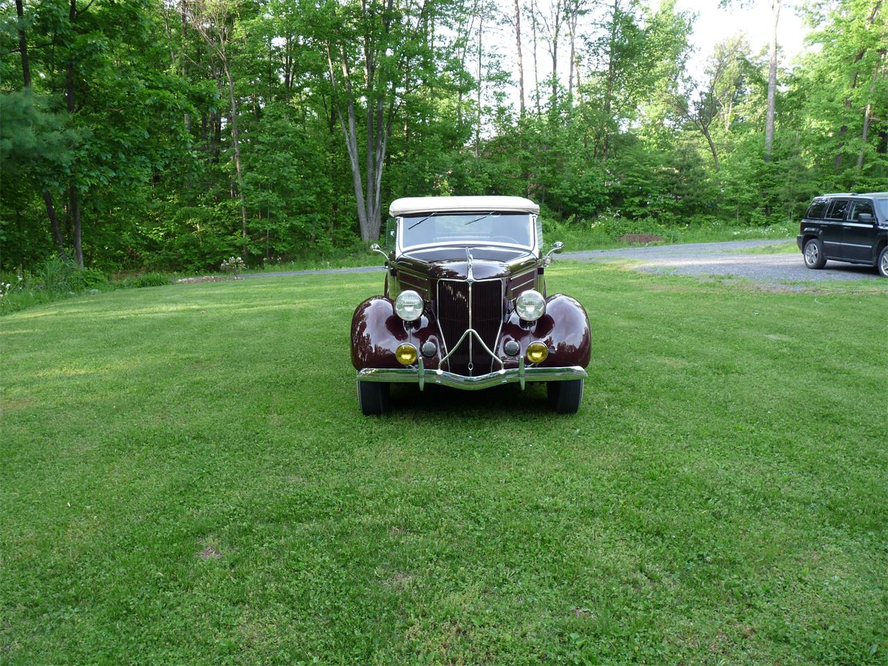 Large Picture of Classic '36 Phaeton located in Pennsylvania Offered by a Private Seller - BWBS