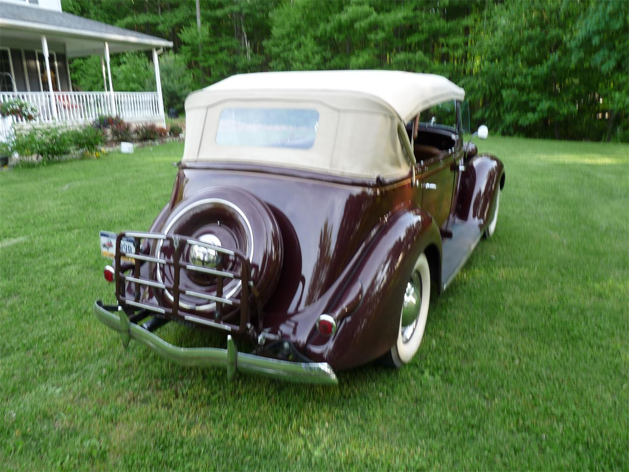 Large Picture of '36 Ford Phaeton located in Pennsylvania Offered by a Private Seller - BWBS