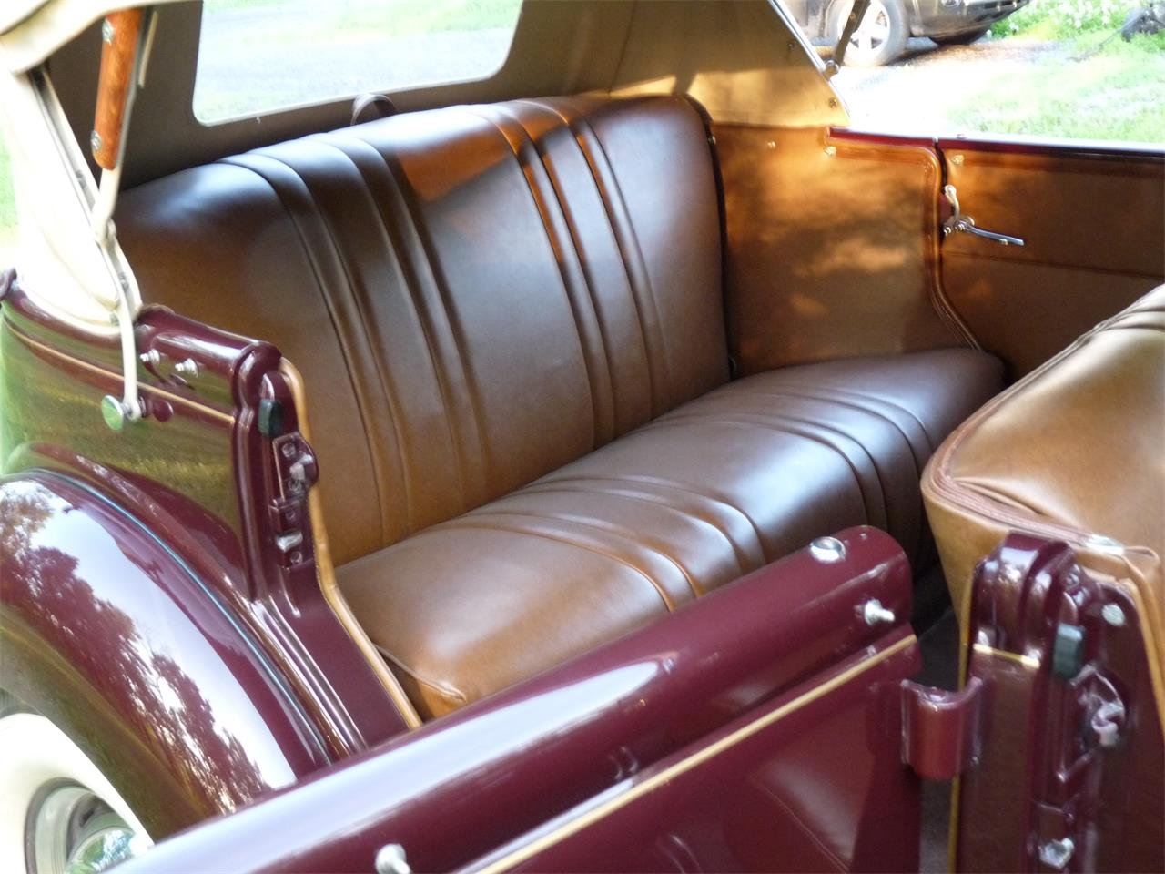 Large Picture of Classic '36 Ford Phaeton - $40,900.00 Offered by a Private Seller - BWBS