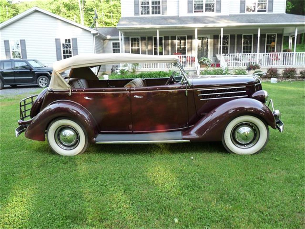 Large Picture of Classic '36 Phaeton located in Belleville Pennsylvania - BWBS