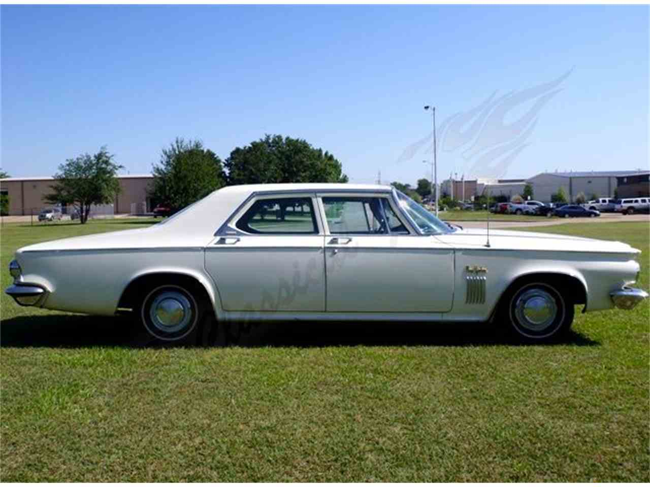 Large Picture of 1963 Chrysler New Yorker located in Arlington Texas - BST9
