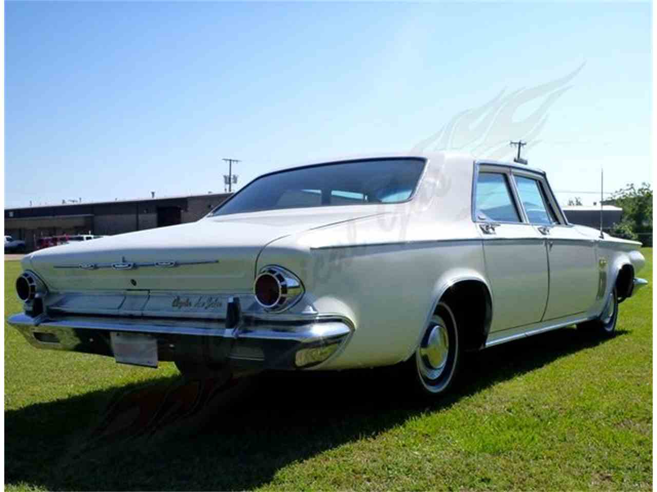 Large Picture of Classic '63 Chrysler New Yorker - BST9